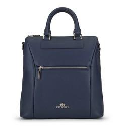 Backpack, navy blue, 89-4E-418-7, Photo 1