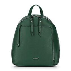 Plecak damski, zielony, 89-4Y-354-Z, Zdjęcie 1