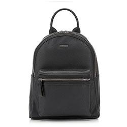 Plecak damski, czarny, 89-4Y-602-1, Zdjęcie 1