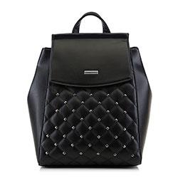 Plecak damski, czarny, 89-4Y-606-1, Zdjęcie 1