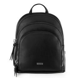 Plecak damski, czarny, 90-4Y-355-1, Zdjęcie 1