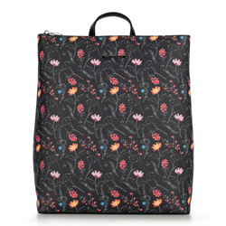 Plecak damski, multikolor, 90-4Y-700-X2, Zdjęcie 1