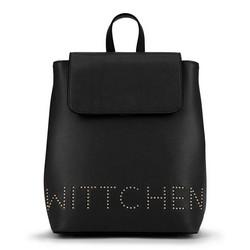 Plecak damski, czarny, 90-4Y-756-1, Zdjęcie 1