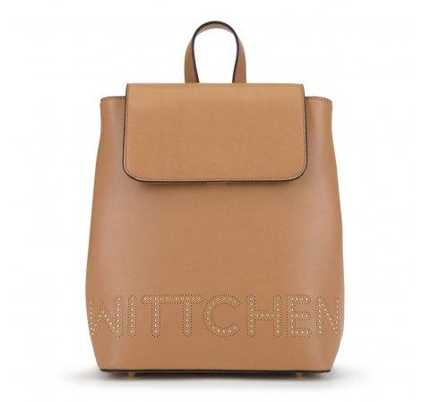 Plecak damski, Brązowy, 90-4Y-756-5, Zdjęcie 1