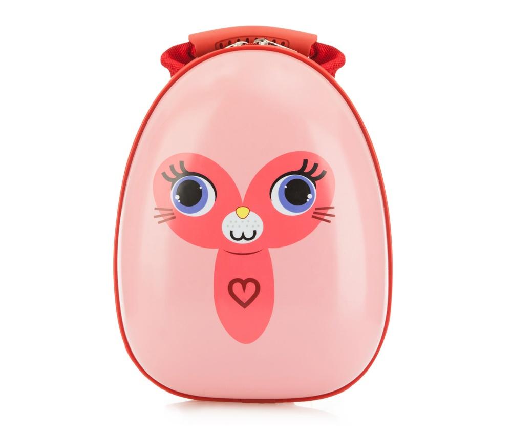 Рюкзак детскийРюкзак детский<br><br>секс: None<br>Цвет: розовый<br>материал:: Поликарбонат<br>высота (см):: 35<br>ширина (см):: 25<br>глубина (см):: 10<br>объем (л):: 5<br>вес (кг):: 0,5