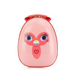 Plecak dla dzieci, różowy, 56-3K-004-C, Zdjęcie 1