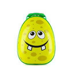 Plecak dla dzieci, zielony, 56-3K-004-G, Zdjęcie 1