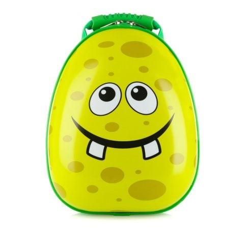 Plecak dla dzieci, zielony, 56-3K-004-C, Zdjęcie 1