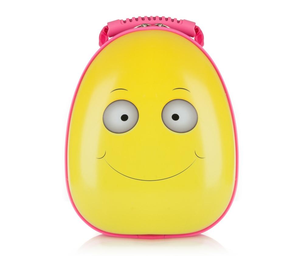 Рюкзак детский Wittchen 56-3K-004-O, желтыйРюкзак детский<br><br>секс: None<br>Цвет: желтый<br>материал:: Поликарбонат<br>высота (см):: 35<br>ширина (см):: 25<br>глубина (см):: 10<br>объем (л):: 5<br>вес (кг):: 0,5