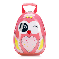 Kid's backpack, pink, 56-3K-005-O, Photo 1