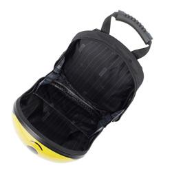 Kid's backpack, black-yellow, 56-3K-005-B, Photo 1