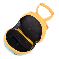 Kid's backpack, blue-yellow, 56-3K-005-D, Photo 1