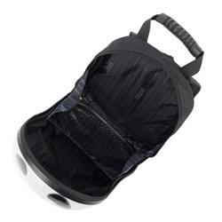 Kid's backpack, black-white, 56-3K-005-P, Photo 1