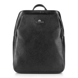 Plecak damski, czarny, 88-4E-358-1, Zdjęcie 1