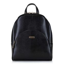 Backpack, black-gold, 29-4Y-007-01, Photo 1