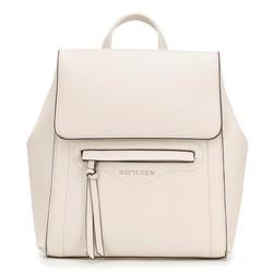 Damski plecak pudełkowy, miętowy, 92-4Y-555-0, Zdjęcie 1