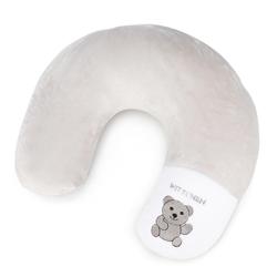 Travel pillow, light grey, 56-30-044-B, Photo 1
