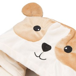 Travel pillow, light brown, 56-30-041-D, Photo 1