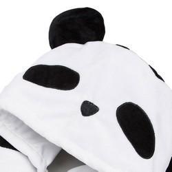 Travel pillow, white-black, 56-30-041-O, Photo 1