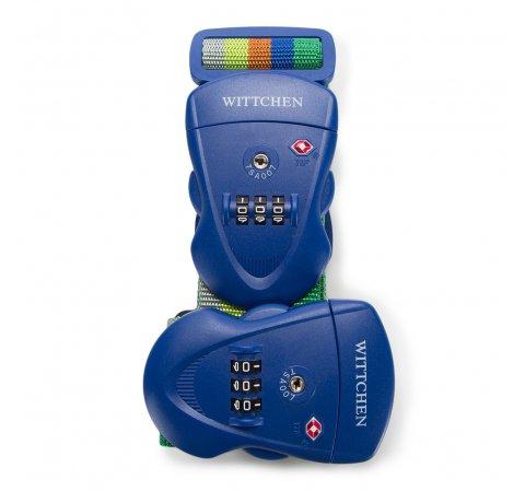Podwójny pas zabezpieczjący, multikolor, 56-30-014-80, Zdjęcie 1