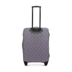Medium luggage cover, grey-pink, 56-30-032-44, Photo 1