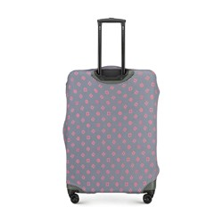 Large luggage cover, grey-pink, 56-30-033-44, Photo 1