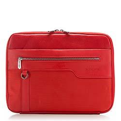 Pokrowiec na laptopa, czerwony, 86-3P-102-3, Zdjęcie 1