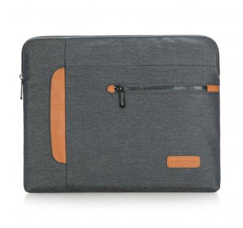 Pokrowiec na laptopa, szary, 87-3P-108-8, Zdjęcie 1