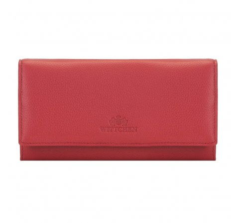 Wallet, red, 02-1-052-1L, Photo 1