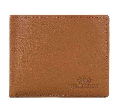 skórzany portfel męski, jasny brąz, 02-1-236-1L, Zdjęcie 1