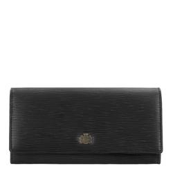 Portfel, czarny, 03-1-052-1, Zdjęcie 1