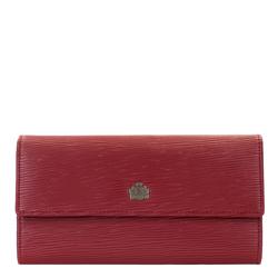 Portfel, czerwony, 03-1-054-3, Zdjęcie 1