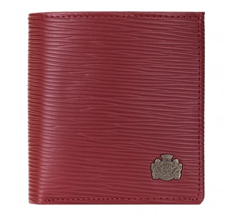 Portfel, czerwony, 03-1-065-3, Zdjęcie 1
