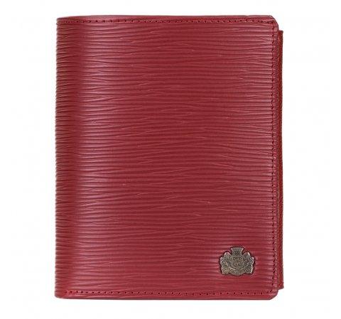 Portfel, czerwony, 03-1-221-3, Zdjęcie 1