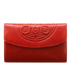 Wallet, red-black, 04-1-045-31, Photo 1