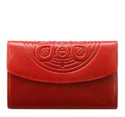 Portfel, czerwono - czarny, 04-1-045-31, Zdjęcie 1