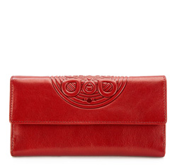 Wallet, red-black, 04-1-331-31, Photo 1