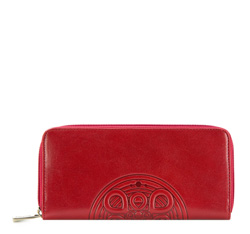 Wallet, red-black, 04-1-393-31, Photo 1