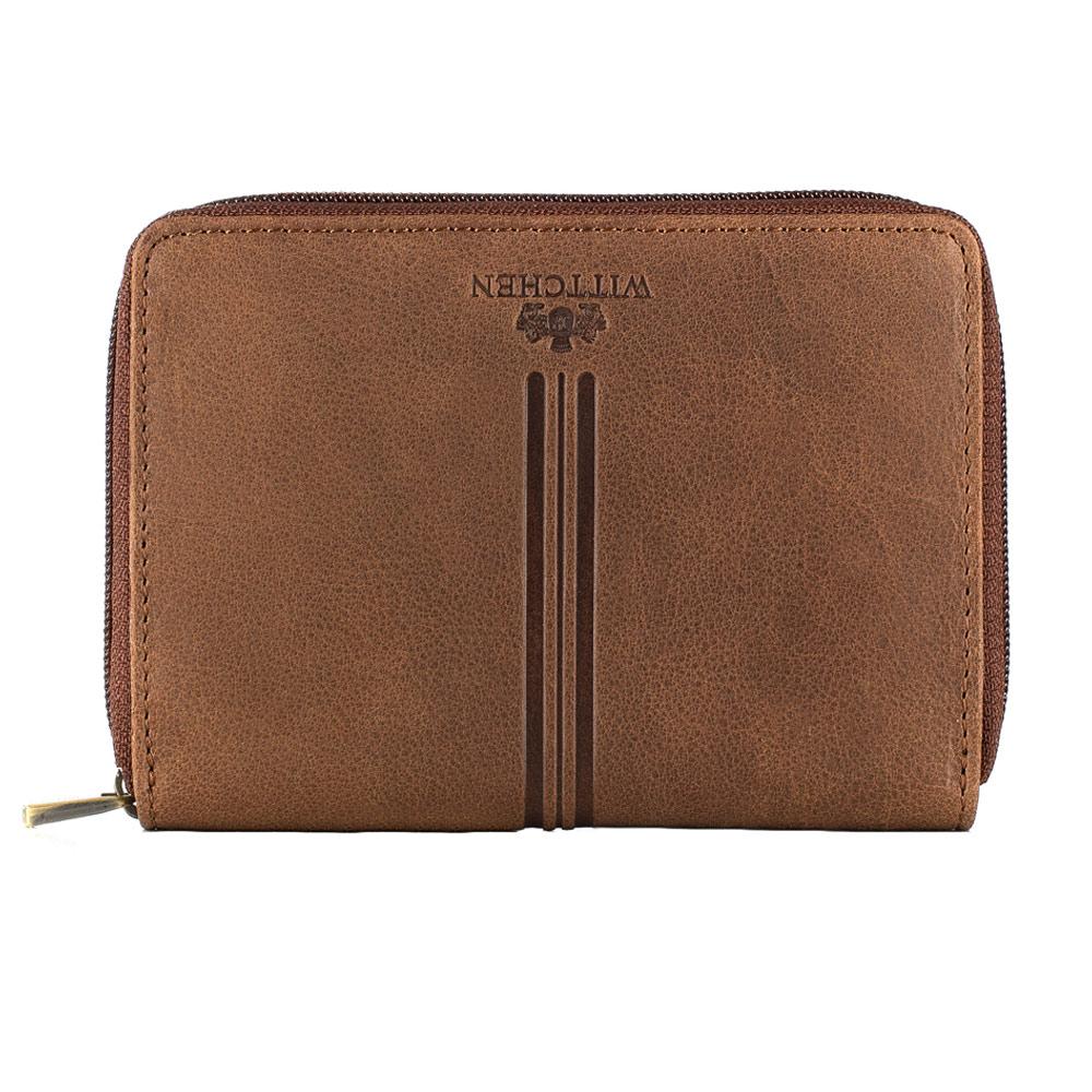 Hnedá pánska peňaženka z kolekcie Franco.