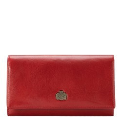 Portfel, czerwony, 10-1-036-3, Zdjęcie 1