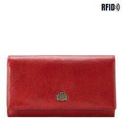 Portfel, czerwony, 10-1-036-L3, Zdjęcie 1