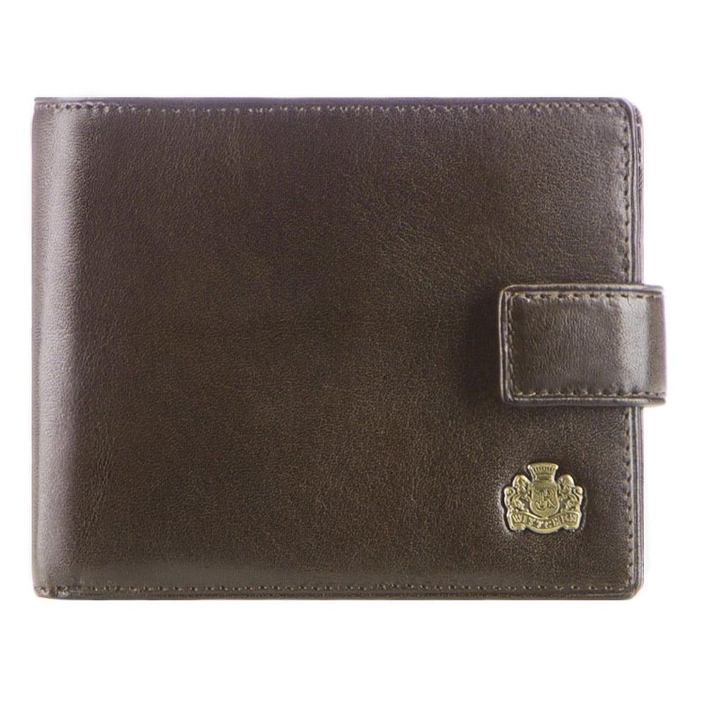 Luxusná pánska peňaženka.