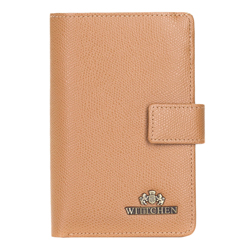 Wallet, camel, 13-1-047-RB, Photo 1