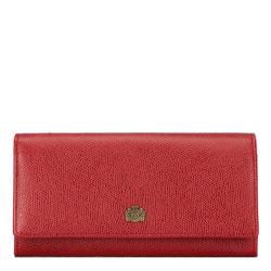 Portfel, czerwony, 13-1-052-3R, Zdjęcie 1