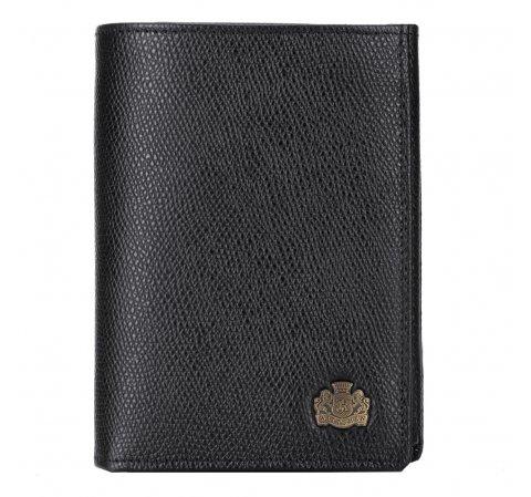 Portfel, czarny, 13-1-265-1R, Zdjęcie 1