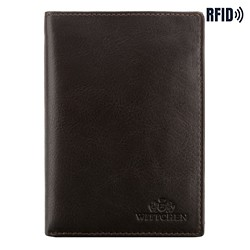 Wallet, dark brown, 14-1-020-L41, Photo 1