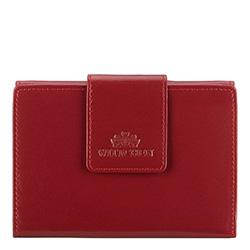 Portfel, czerwony, 14-1-048-91, Zdjęcie 1