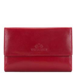 Portfel, czerwony, 14-1-049-3, Zdjęcie 1