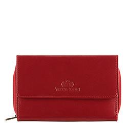 Portfel, czerwony, 14-1-049-91, Zdjęcie 1