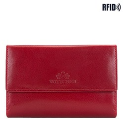 Wallet, red, 14-1-049-L3, Photo 1